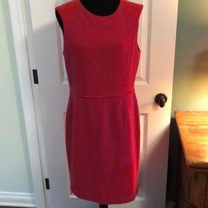 BR sleeveless wool dress size 14